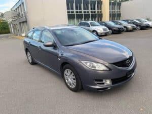 Mazda-Ankauf